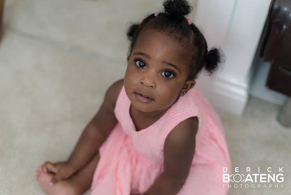 Olivia 10 Months