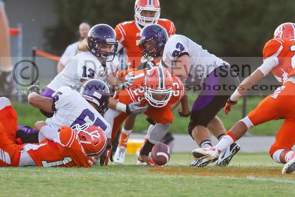Boone Varsity Football #23 - 2013