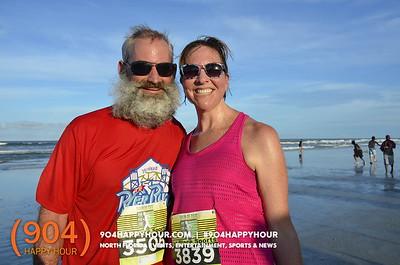 Tour de Pain 4 Mile @ Jax Beach - 8.11.17