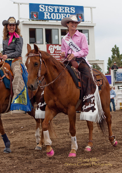 Gals of the Rodeo 2011