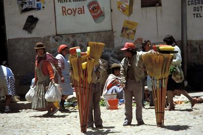 1988 - 6 Mt. durch  Südamerika