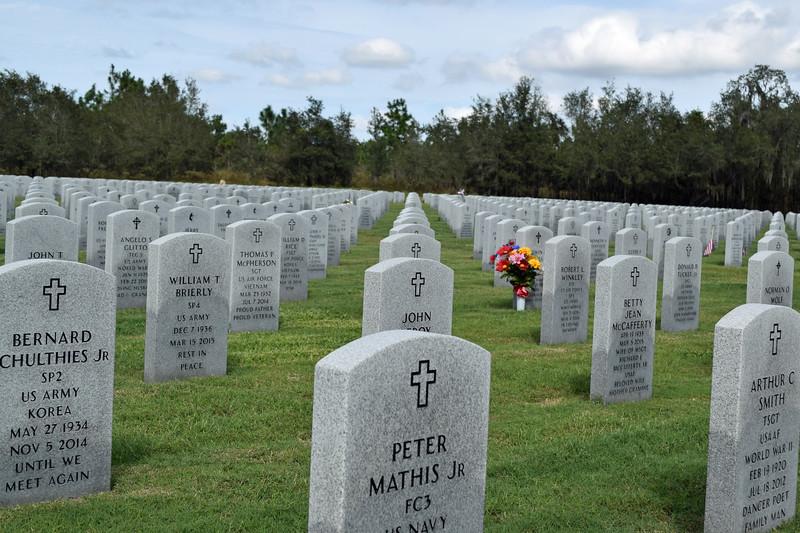 2018 Florida National Cemetery on Veterans Day (1).JPG