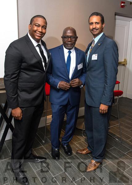 Dec 5, 2017 Honor Women of Color~100 Black Men of Philadelphia
