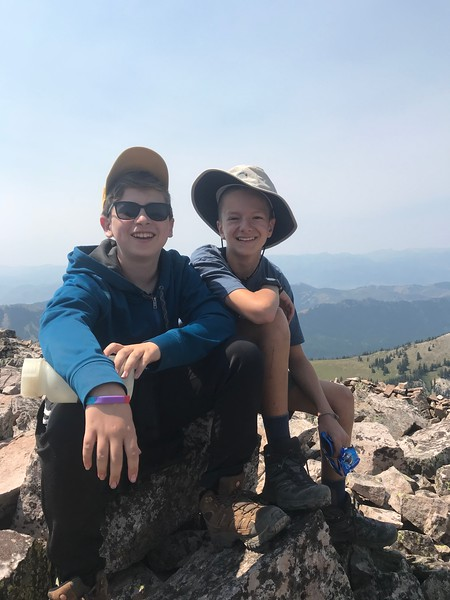 8.4.18 Kings of the Mountains