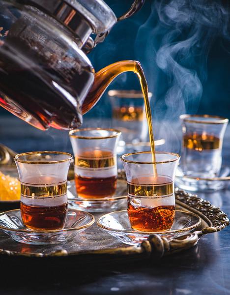 Breakfast Chai / Persian Tea