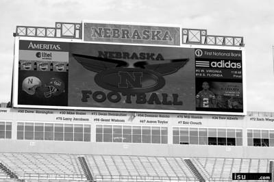 Iowa State at Nebraska 2007