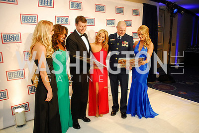 USO Gala 2012