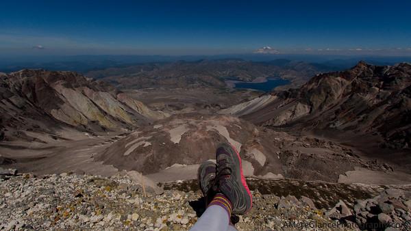 Mount St. Helens Summit 2016