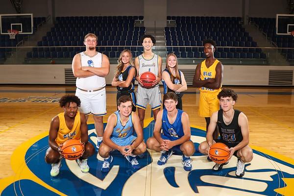 Booneville Basketball Seniors