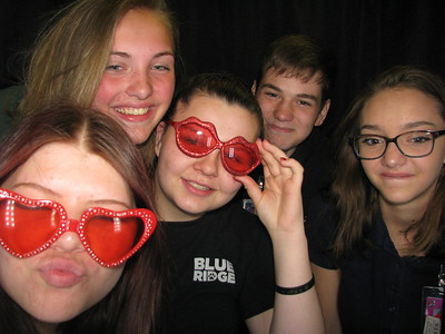 Blue Ridge Middle School Photo Booth 1 6/3/19