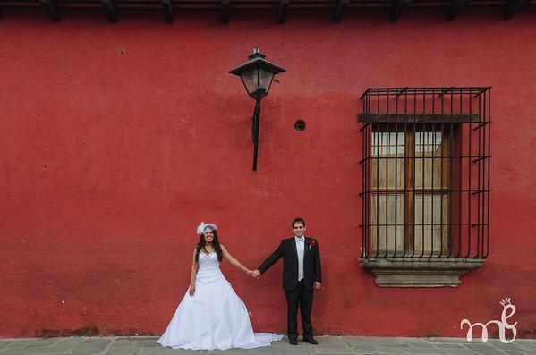 Ana & John