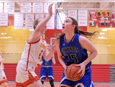 Geneva vs Batavia girls basketball