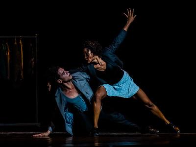 Acosta Danza - Derrumbe - December 2016