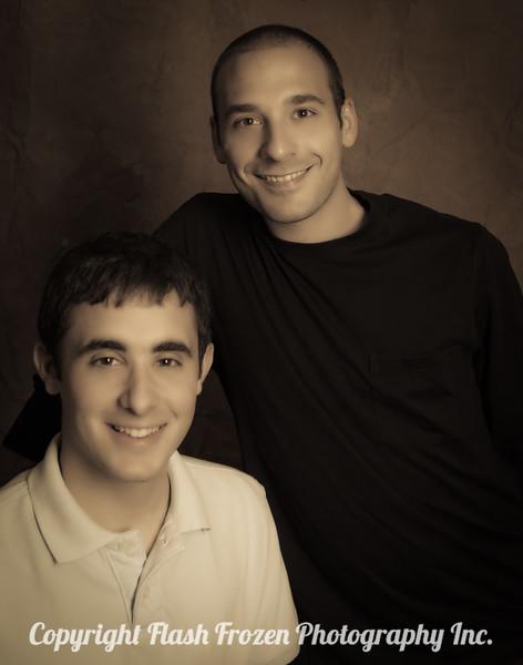 Jason and Corey
