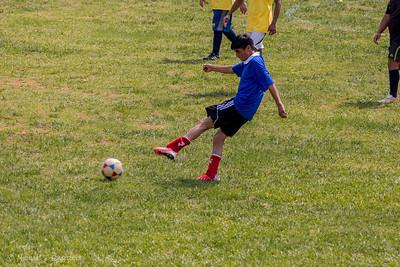 OLPH Soccer (2013)