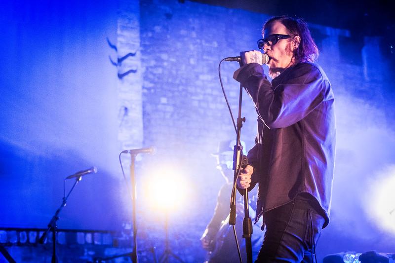 Mark Lanegan performs onstage at Boiler Shop on 30.11.17