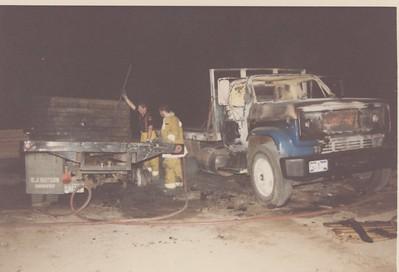 8065 Brandon Drive Fire