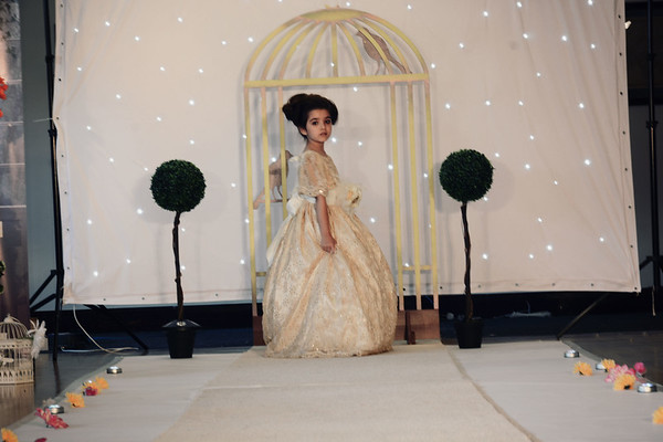 Official Runway Stills - Anna Triant Couture