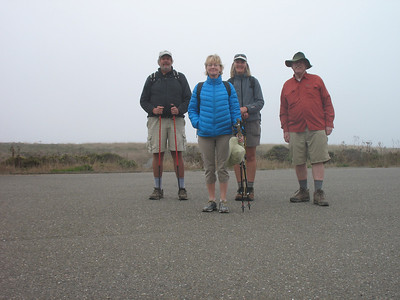 Shell Beach to Red Hill 2012