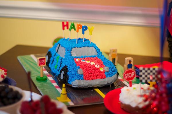 Austin & Tyler's 1st Birthday Party