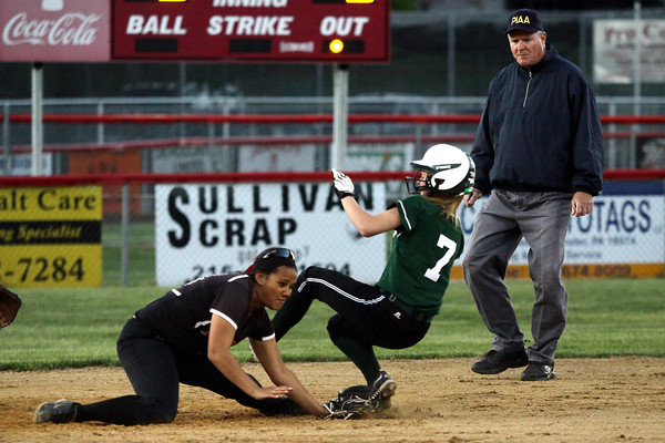 Pennridge at Hatboro Horsham softball