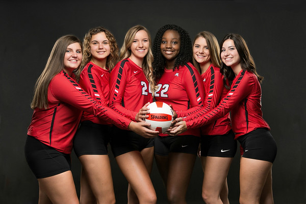 Volleyball Individuals and Group 2019