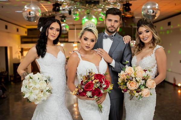 Editorial luzes e brilhos para noivas
