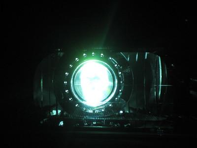 FX-R Projector Retrofit
