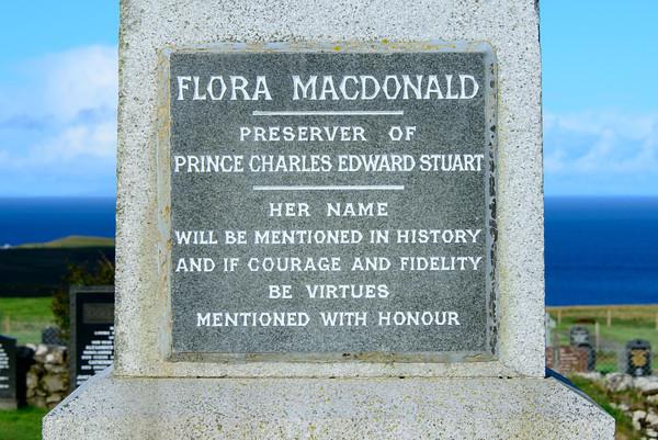 2013 09 06 3452 Skye Flora MacDonald Grave
