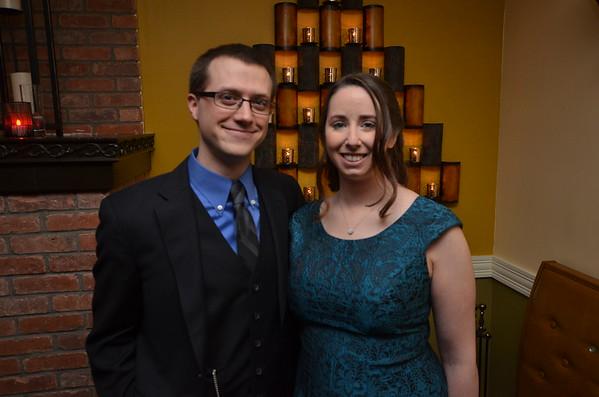 Charlene and Adam Jenkins