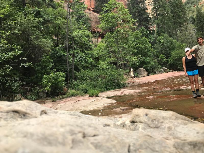 2019 Sedona West Fork Hike