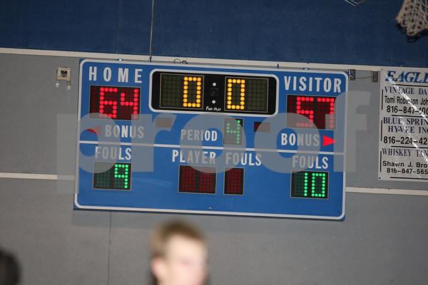 Varsity-Oak Grove vs Lincoln Prep 1-26-08