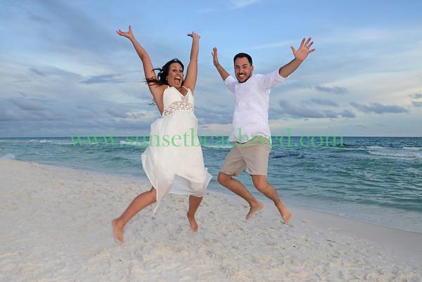 Chad and Jennifer