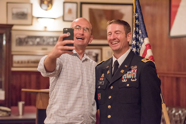 LTC CUPP'S RETIREMENT 27JUN19