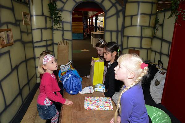 Lotte 6 jaar in Ballorig