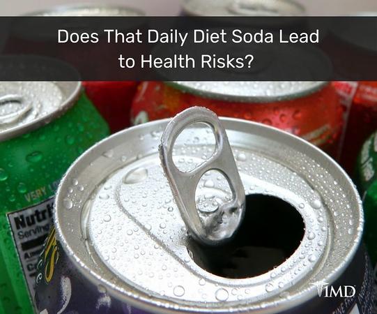 Harmful Diet Drinks