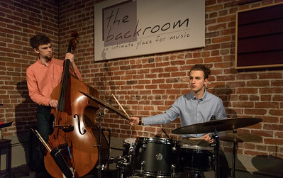 Ethan Ostrow Trio The Back Room January 11,2018