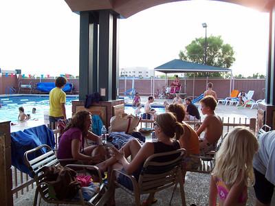 Recruitment/Swim Party 2006