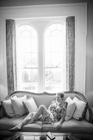 Stefani & Adam B/W Wedding Photos