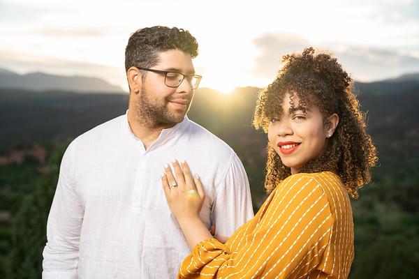 Angel and Noelia Engagement