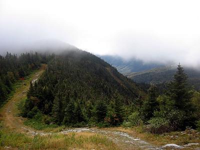 VT: Long Trail backpack - Smuggler's Notch to Plot Road: Sept. 15-16