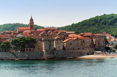 2006 - Croatia: Istria Peninsula, Plitvice Lakes, Hvar & Dubrovnik
