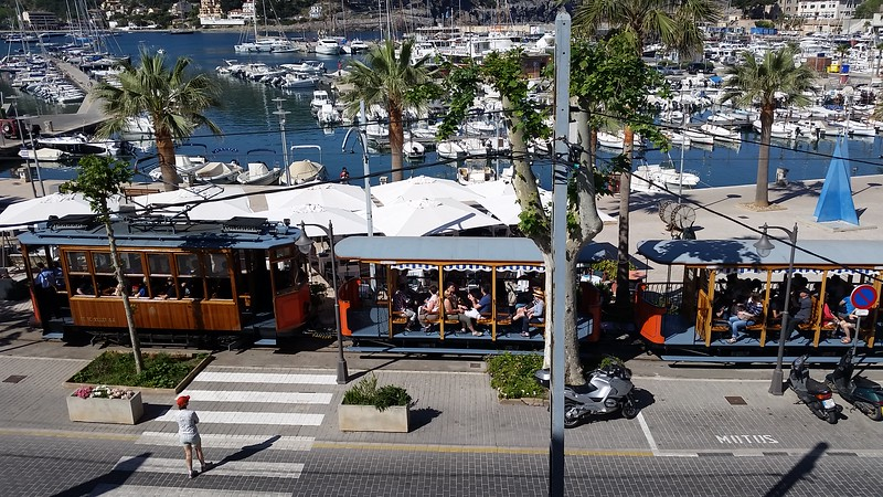 Vintage Tram - things to do in Mallorca
