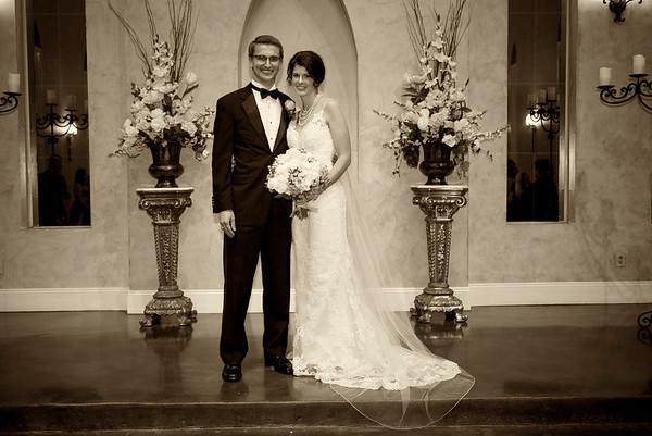 Melinda & Greg's Wedding