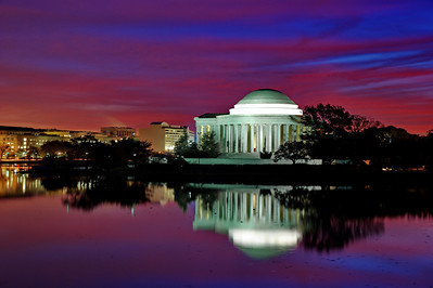 Washington, DC:  Monuments, Capitol, Memorials