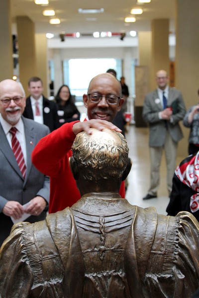 2014 The Ohio State University 15th President William Oxley Thompson Library