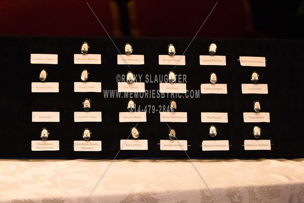 Juanita Blockton Pinning Ceremony 2017
