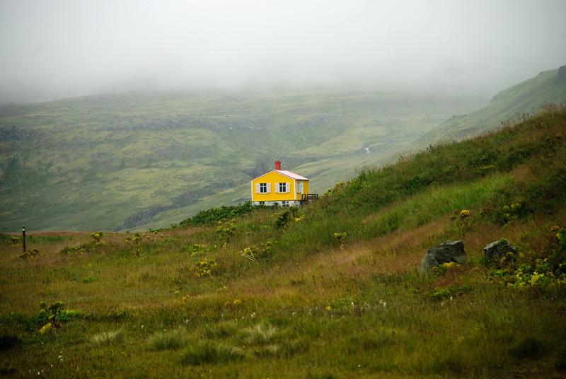 Hornvík - Höfn. 2010.