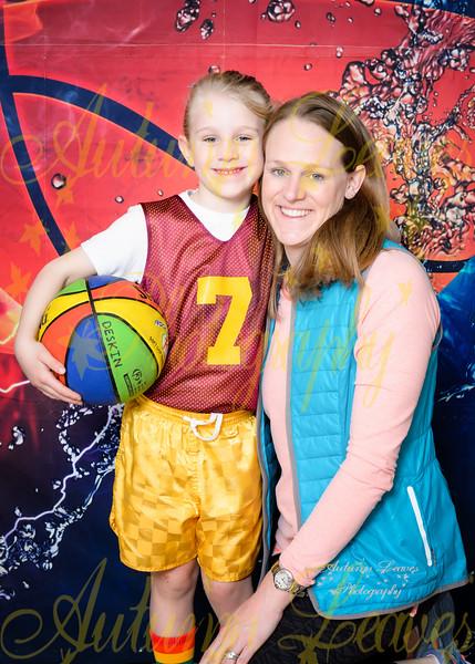 KG Rainbow Panthers - PCYMCA Basketball