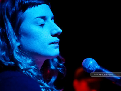 Vetiver & Two Sheds at Blue Lamp 3/9/2012